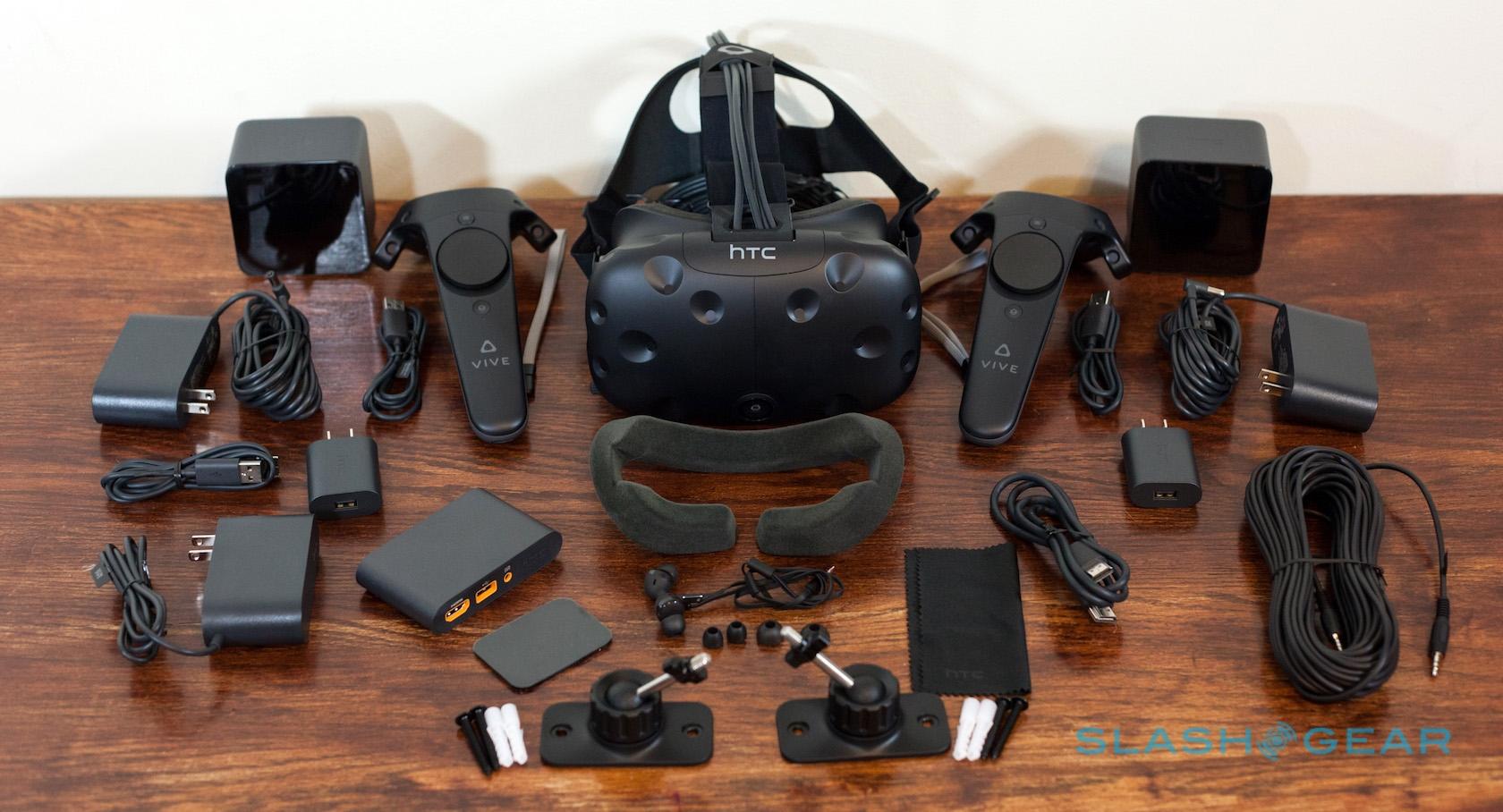 htc vive virtualios realybės nuoma