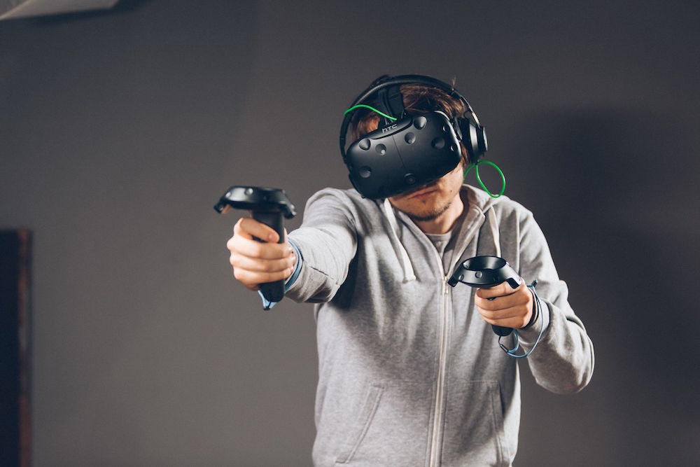 HTC vive VR nuoma